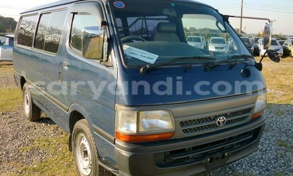 Buy Toyota HiAce  Truck in Chingola in Zambia