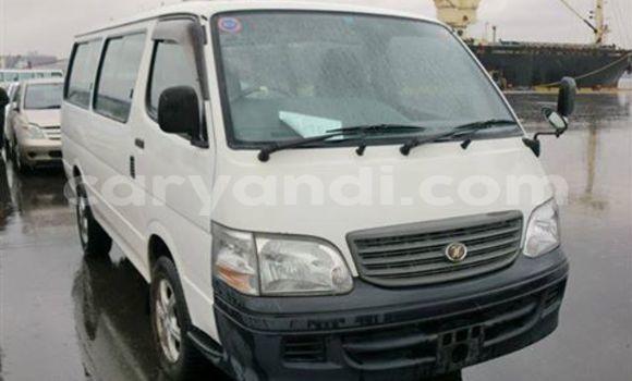 Buy Toyota HiAce White Truck in Chipata in Zambia