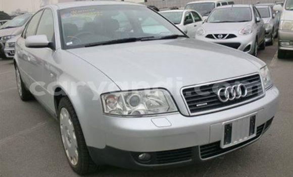 Buy Audi A6 Silver Car in Chingola in Zambia