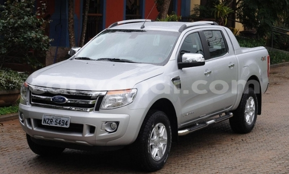 Buy Ford Ranger Silver Car in Chipata in Zambia