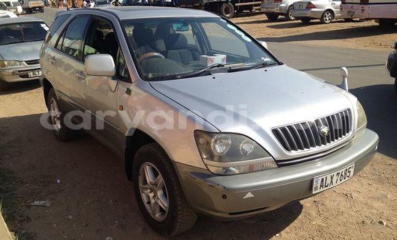 Buy Toyota 4Runner Silver Car in Kitwe in Zambia
