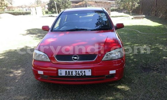 Buy Opel Astra Red Car in Chingola in Zambia