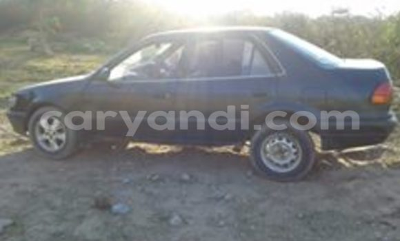 Buy Toyota 4Runner Black Car in Kitwe in Zambia