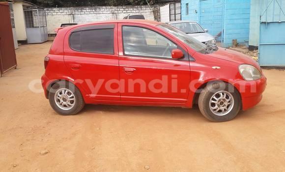 Buy Toyota 4Runner Red Car in Kitwe in Zambia