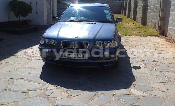 Buy BMW 1-Series Black Car in Ndola in Zambia