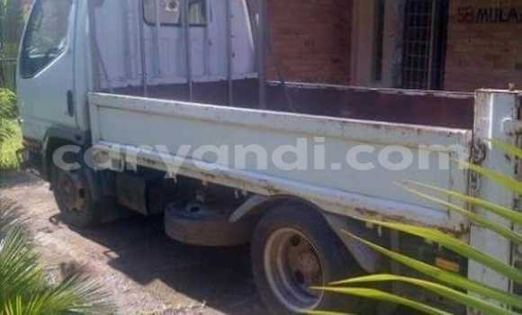 Buy Toyota Canter White Car in Chipata in Zambia