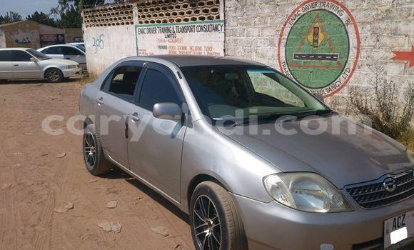 Buy Toyota 4Runner Silver Car in Ndola in Zambia