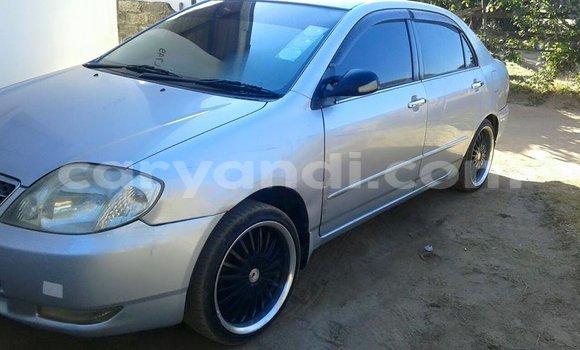 Buy Toyota 4Runner Black Car in Ndola in Zambia
