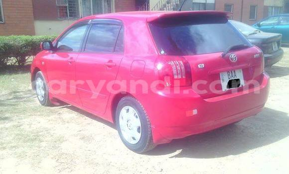 Buy Toyota 4Runner Red Car in Chingola in Zambia