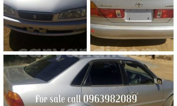 Buy Toyota 4Runner Silver Car in Chingola in Zambia