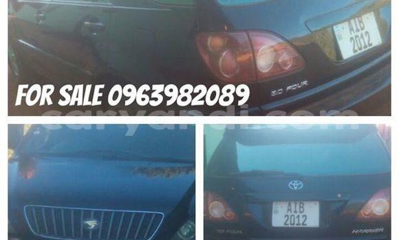 Buy Toyota 4Runner Black Car in Chingola in Zambia