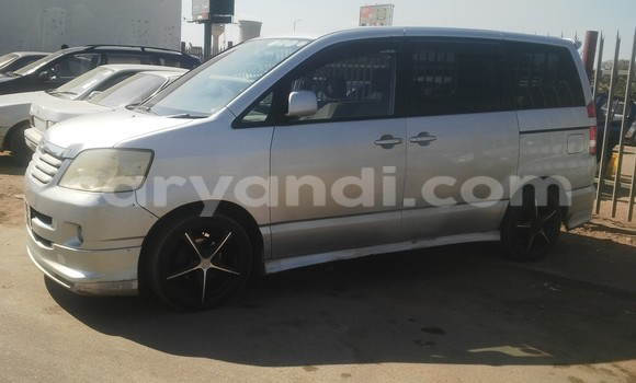 Buy Toyota Noah Silver Car in Chingola in Zambia