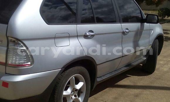 Buy BMW X5 Silver Car in Chingola in Zambia