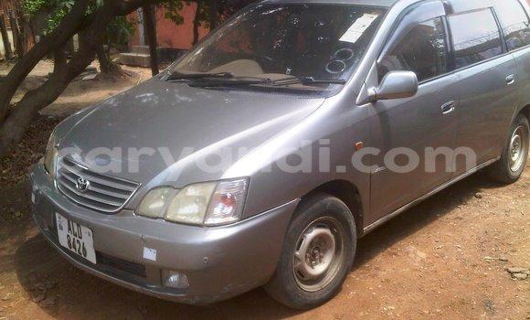 Buy Toyota GAIA Silver Car in Chipata in Zambia