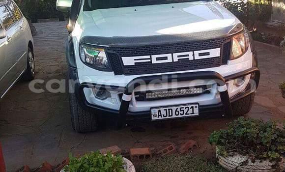 Buy Ford Ranger White Car in Chingola in Zambia
