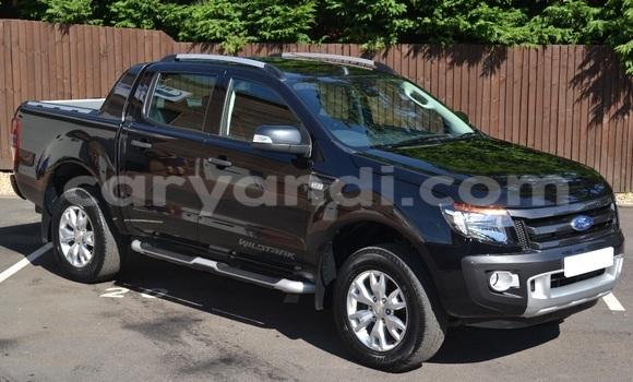 Buy Ford Ranger Black Car in Chipata in Zambia