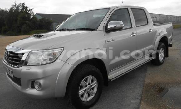 Buy Toyota Hilux Black Car in Chipata in Zambia