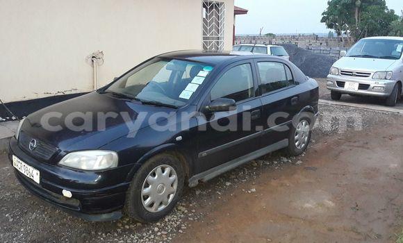Buy Opel Astra Black Car in Chipata in Zambia