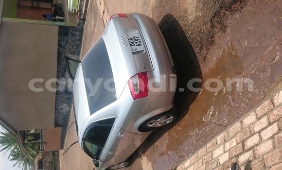 Buy Audi A4 Silver Car in Kitwe in Zambia