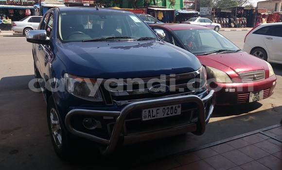 Buy Ford Ranger Blue Car in Chipata in Zambia