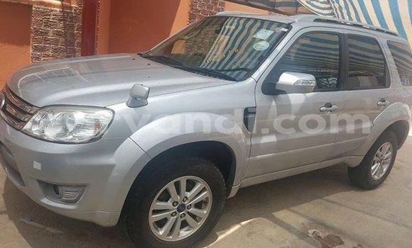 Buy Ford Escape Silver Car in Chipata in Zambia