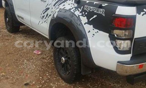Buy Ford Ranger White Car in Chipata in Zambia
