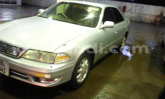Buy Toyota MR2 Silver Car in Kitwe in Zambia