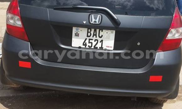 Buy Honda Fit Black Car in Chipata in Zambia