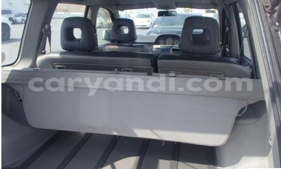 Buy Nissan X-Trail Silver Car in Kitwe in Zambia