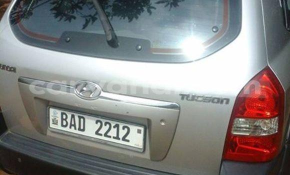 Buy Hyundai Tucson Silver Car in Chipata in Zambia