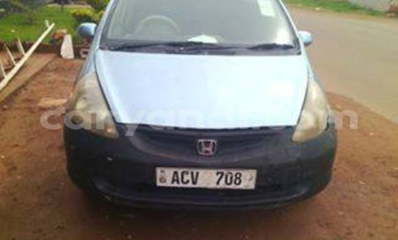 Buy Honda Fit Blue Car in Chipata in Zambia