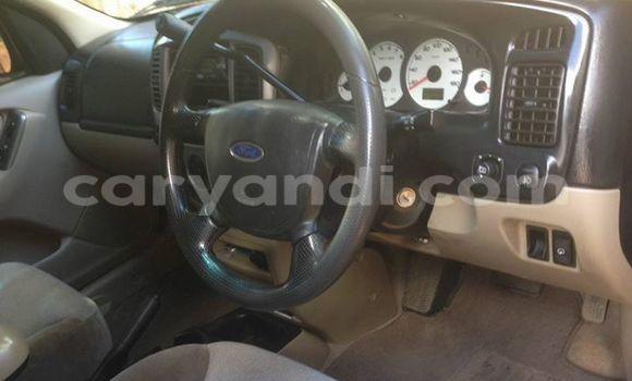 Buy Ford Escape Black Car in Chipata in Zambia