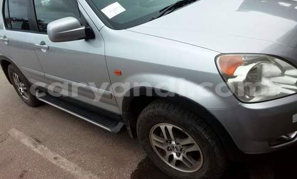 Buy Honda CR-V Silver Car in Chipata in Zambia