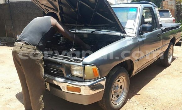 Buy Toyota Hilux Black Car in Chipata in Zambia