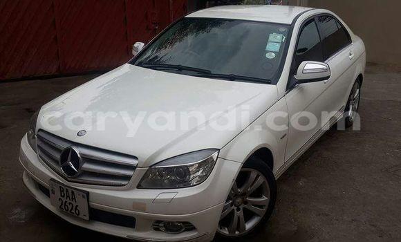 Buy Mercedes-Benz C-Class White Car in Chingola in Zambia