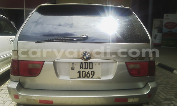 Buy BMW X5 Silver Car in Ndola in Zambia