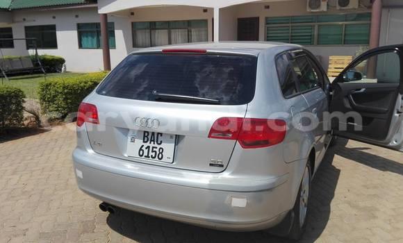 Buy Audi A3 Silver Car in Chipata in Zambia