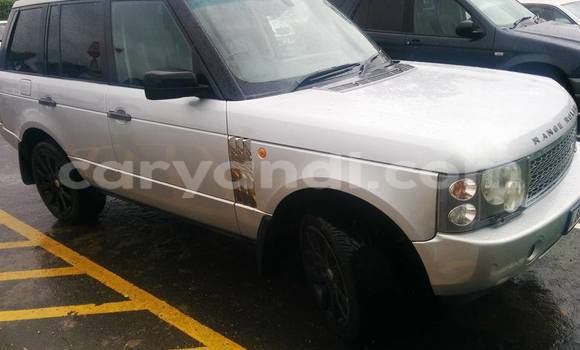 Buy Land Rover Range Rover Silver Car in Chipata in Zambia