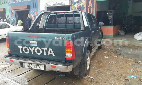 Buy Toyota Hilux  Car in Chipata in Zambia