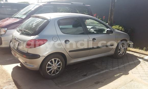 Buy Peugeot 206 Silver Car in Chipata in Zambia