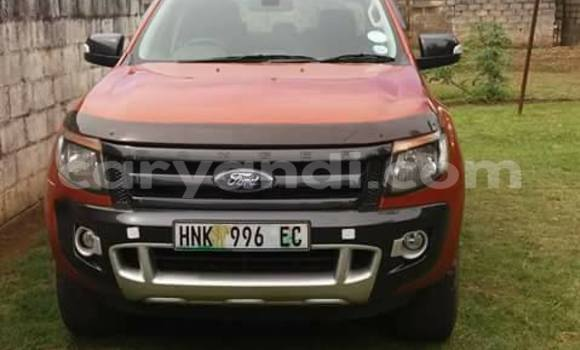 Buy Ford Ranger Red Car in Chipata in Zambia