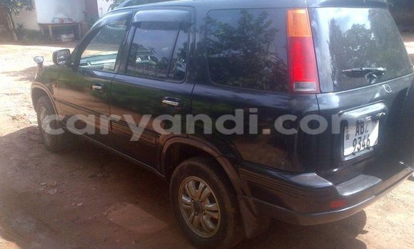 Buy Honda CR-V Black Car in Chipata in Zambia