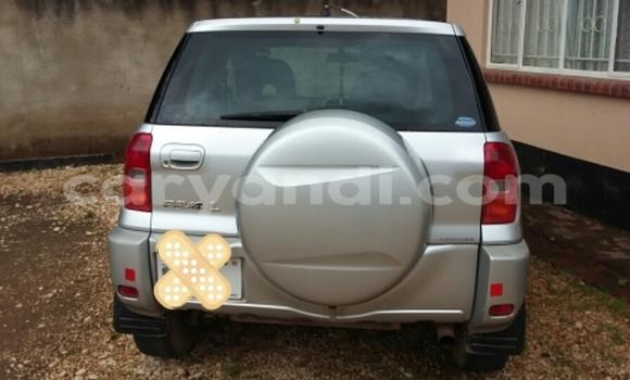 Buy Toyota RAV4 Silver Car in Chingola in Zambia