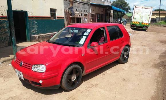 Buy Volkswagen Polo Red Car in Chipata in Zambia