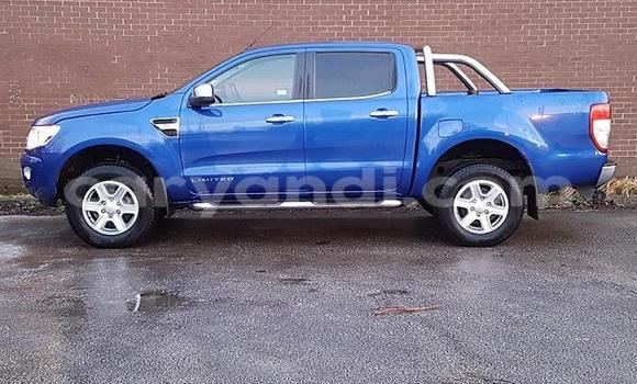 Buy Ford Ranger Blue Car in Kasama in Zambia