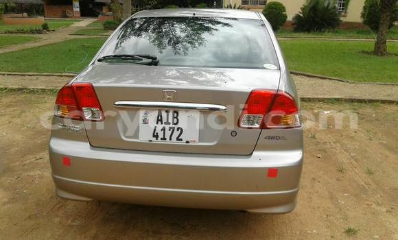 Buy Honda Civic Silver Car in Chipata in Zambia