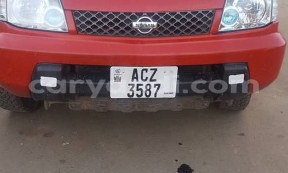 Buy Nissan X-Trail Red Car in Chipata in Zambia