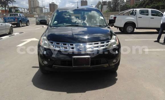 Buy Nissan Murano Black Car in Chipata in Zambia