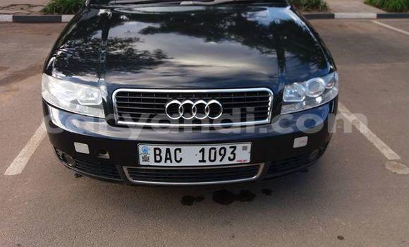 Buy Audi A4 Black Car in Chipata in Zambia
