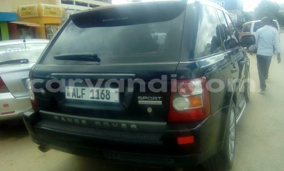 Buy Land Rover Range Rover Black Car in Chipata in Zambia